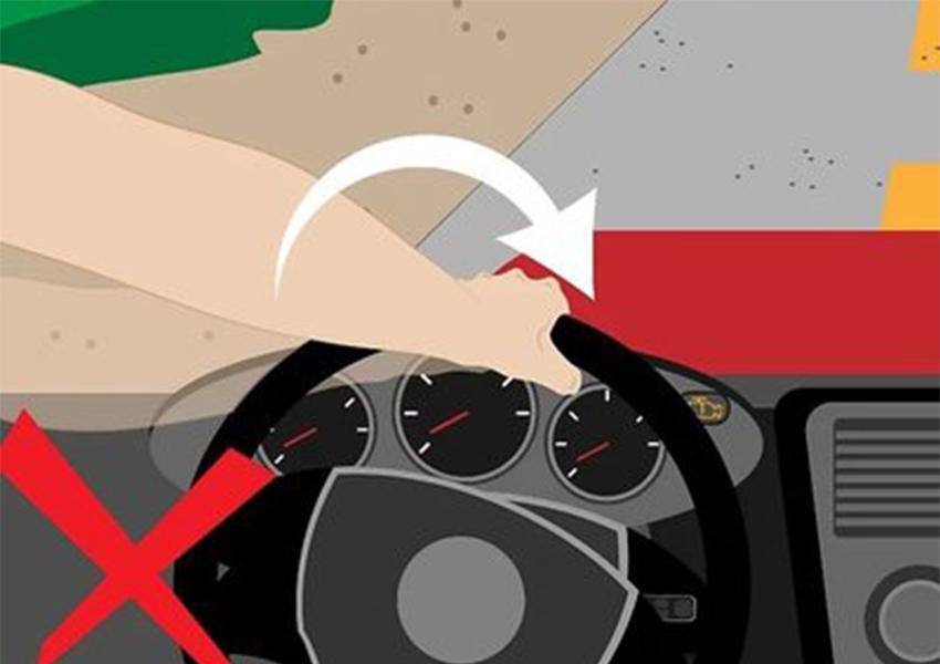 """Cách xử lý """"bài bản"""" khi xe bị nổ lốp trên đường cao tốc và hướng dẫn tự thay lốp ô tô - 06"""