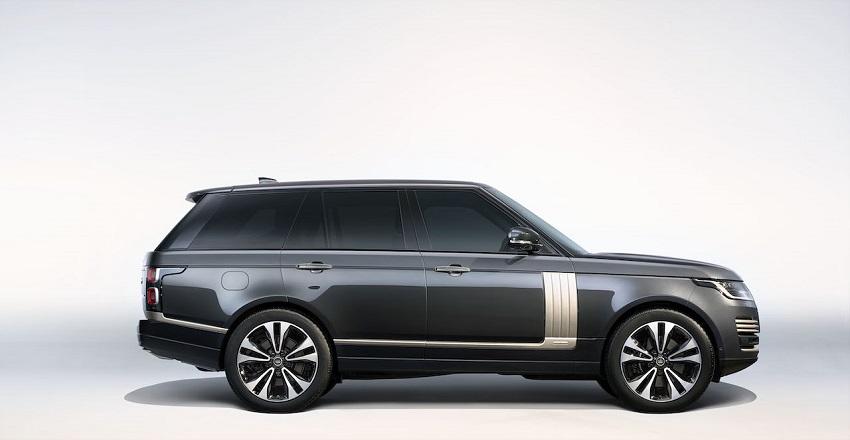 Phiên bản Range Rover Fifty