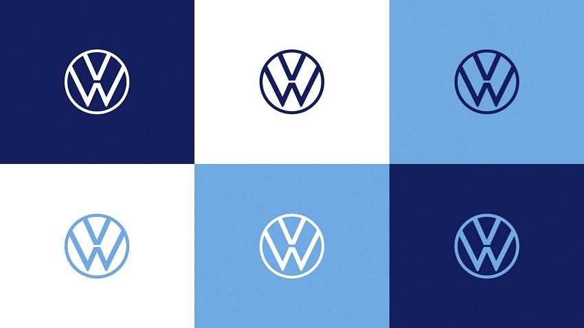 Logo Volkswagen mới