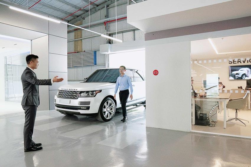 Jaguar Land Rover kiểm tra xe miễn phí và giảm 20% giá dịch vụ, phụ tùng - 18
