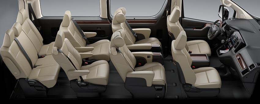 Toyota giới thiệu Hiace thế hệ mới, Granvia hoàn toàn mới và Land Cruiser Prado 2020 - 3