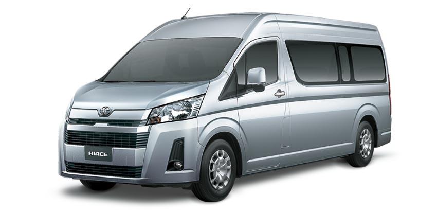 Toyota giới thiệu Hiace thế hệ mới, Granvia hoàn toàn mới và Land Cruiser Prado 2020 - 9