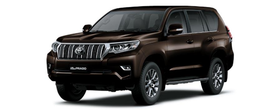 Toyota giới thiệu Hiace thế hệ mới, Granvia hoàn toàn mới và Land Cruiser Prado 2020 - 10