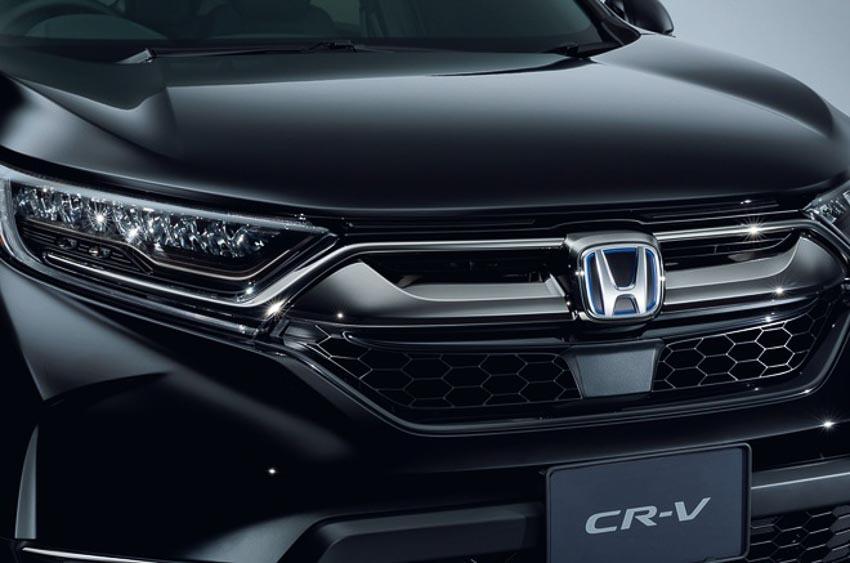 Honda CR-V ra mắt bản đặc biệt toàn màu đen - 1