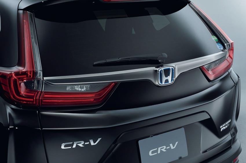 Honda CR-V ra mắt bản đặc biệt toàn màu đen - 2
