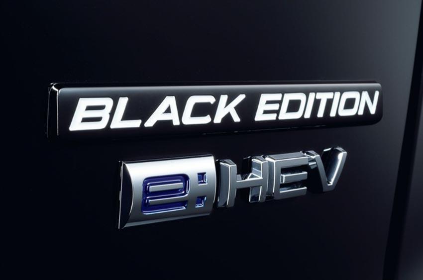 Honda CR-V ra mắt bản đặc biệt toàn màu đen - 3