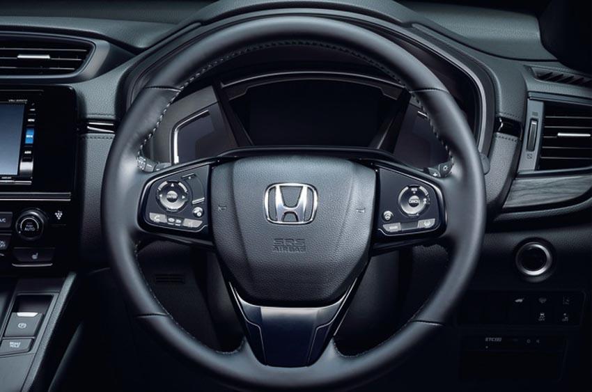 Honda CR-V ra mắt bản đặc biệt toàn màu đen - 4
