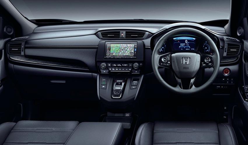 Honda CR-V ra mắt bản đặc biệt toàn màu đen - 5