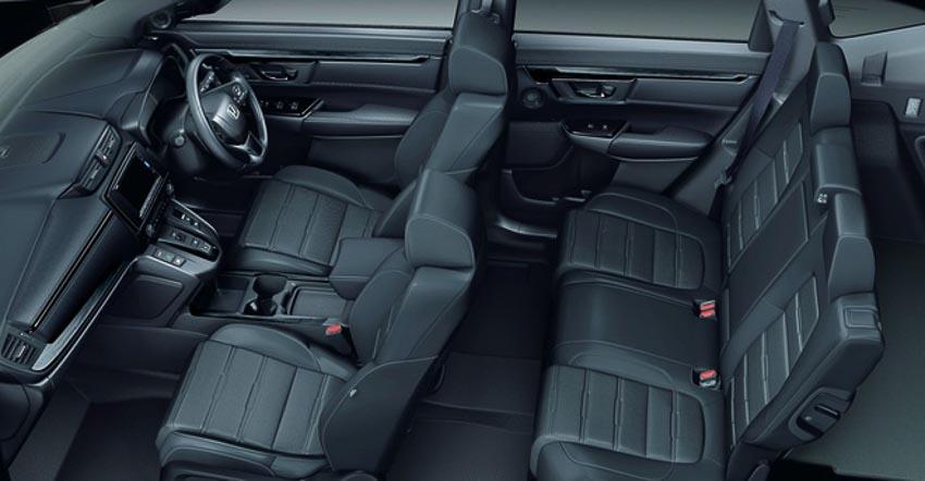 Honda CR-V ra mắt bản đặc biệt toàn màu đen - 6