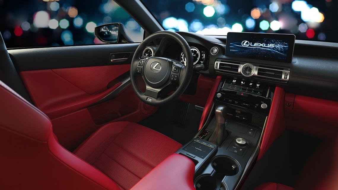 Lexus IS mới chính thức ra mắt trên toàn cầu - 1