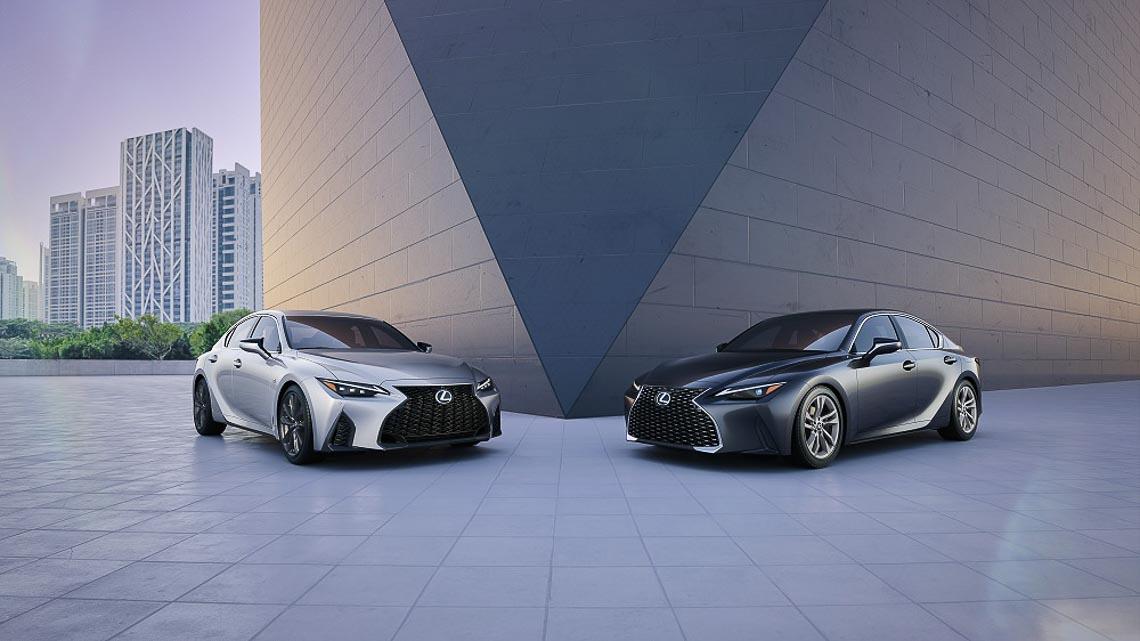 Lexus IS mới chính thức ra mắt trên toàn cầu - 2