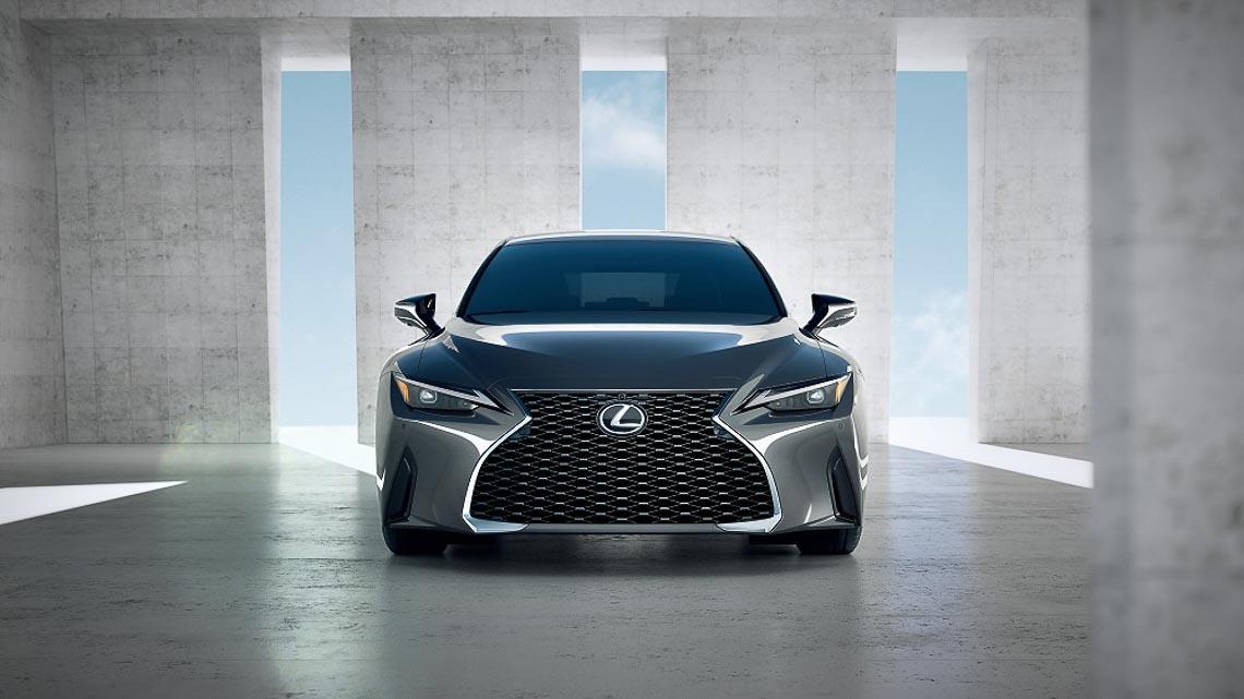 Lexus IS mới chính thức ra mắt trên toàn cầu - 3