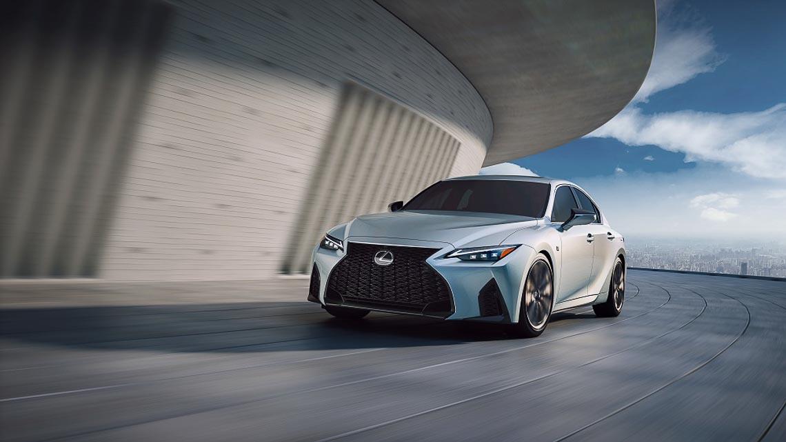 Lexus IS mới chính thức ra mắt trên toàn cầu - 4