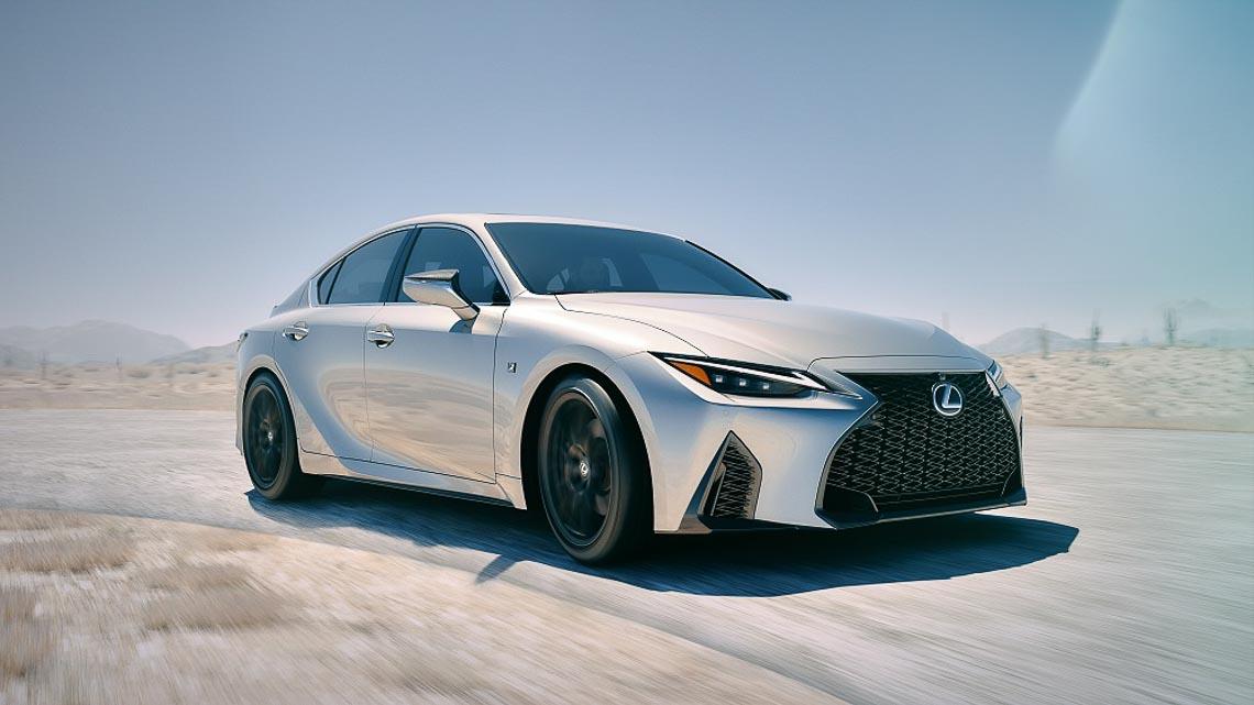 Lexus IS mới chính thức ra mắt trên toàn cầu - 5