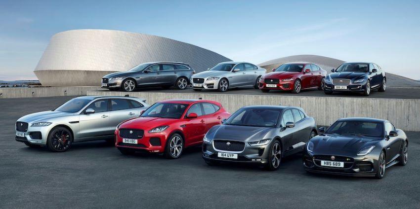 Ưu đãi dành cho Jaguar Land Rover