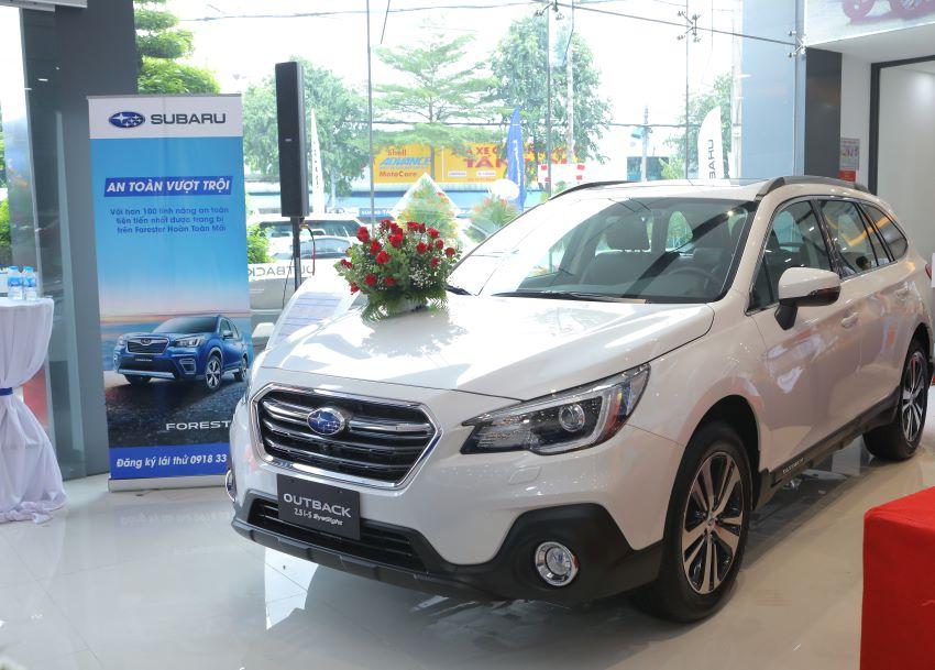 Subaru Gia Định