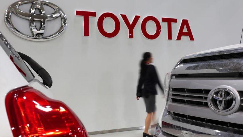 sản lượng Toyota giảm do COVID-19