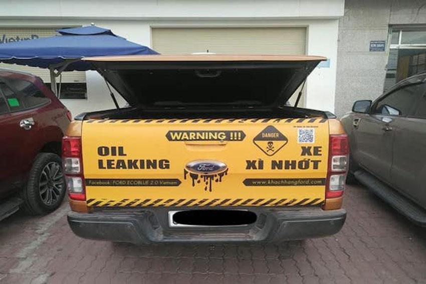 Xe Ford chảy dầu: Khách hàng muốn kiện Ford ra toà - 5