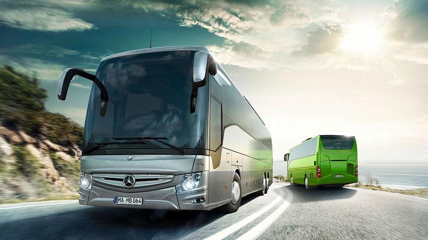 Thaco phân phối xe bus Daimler