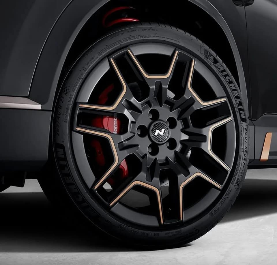 Hyundai Santa Fe N Performance với gói phụ kiện ấn tượng - 8