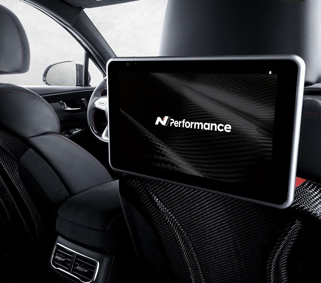 Hyundai Santa Fe N Performance với gói phụ kiện ấn tượng - 9