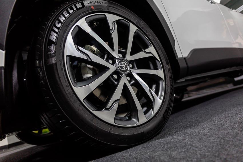 Chi tiết Toyota Corolla Cross phiên bản nâng cấp thể thao đang được mong đợi - 10