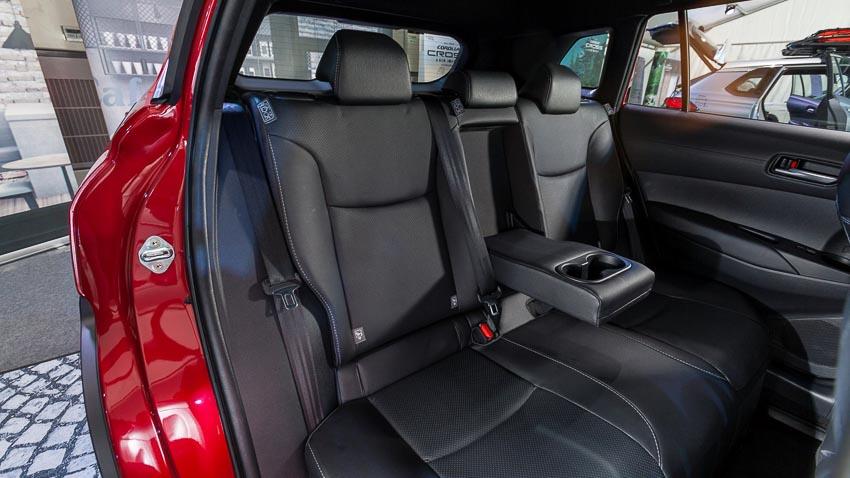 Chi tiết Toyota Corolla Cross phiên bản nâng cấp thể thao đang được mong đợi - 14