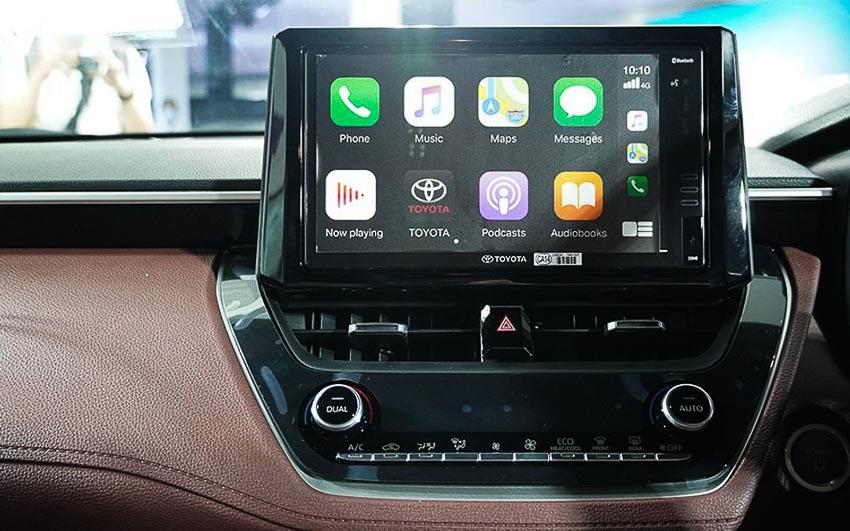Chi tiết Toyota Corolla Cross phiên bản nâng cấp thể thao đang được mong đợi - 32