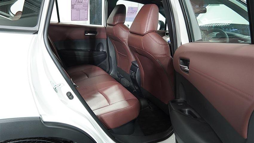 Chi tiết Toyota Corolla Cross phiên bản nâng cấp thể thao đang được mong đợi - 33