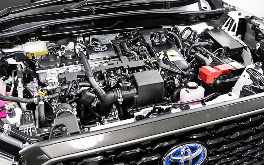Chi tiết Toyota Corolla Cross phiên bản nâng cấp thể thao đang được mong đợi - 34