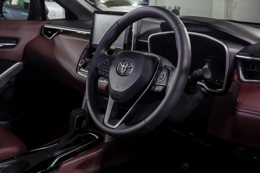 Chi tiết Toyota Corolla Cross phiên bản nâng cấp thể thao đang được mong đợi - 7