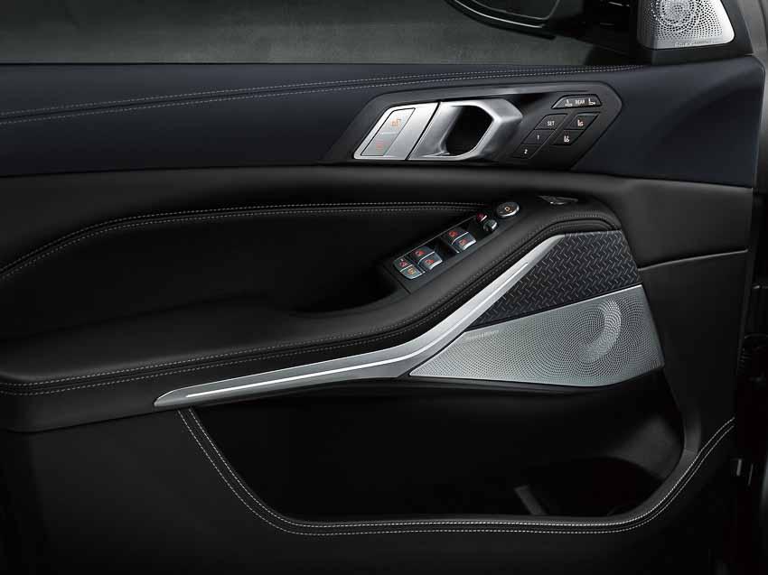 BMW X7 2021 cực ngầu với phiên bản bóng đêm, giá 120.000 USD - 2