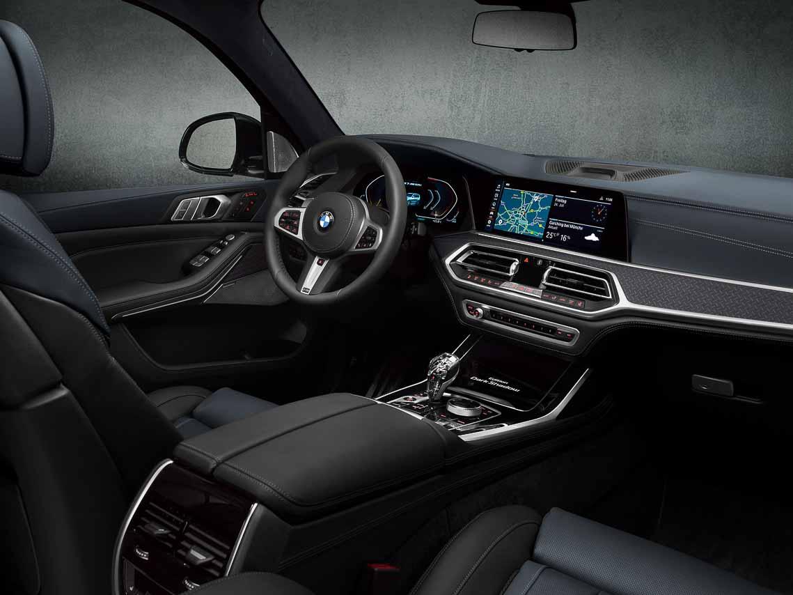BMW X7 2021 cực ngầu với phiên bản bóng đêm, giá 120.000 USD - 4