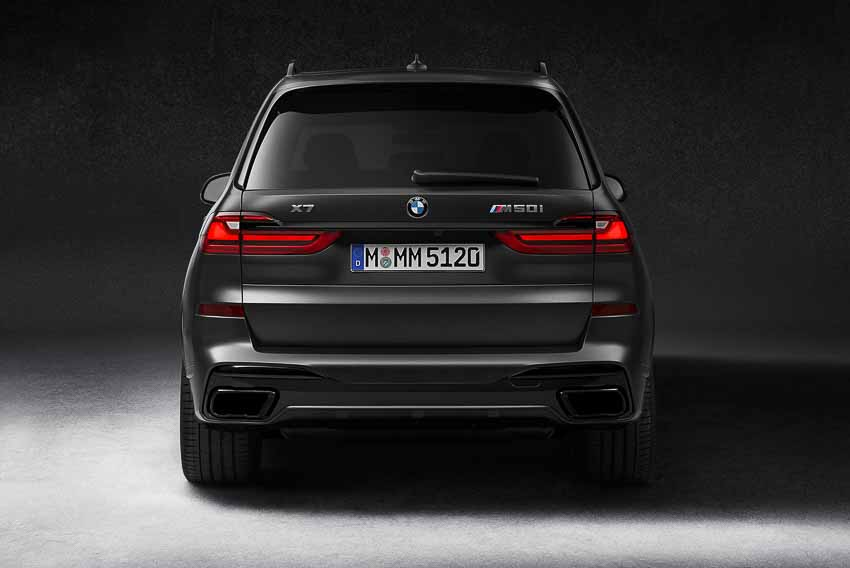 BMW X7 2021 cực ngầu với phiên bản bóng đêm, giá 120.000 USD -5