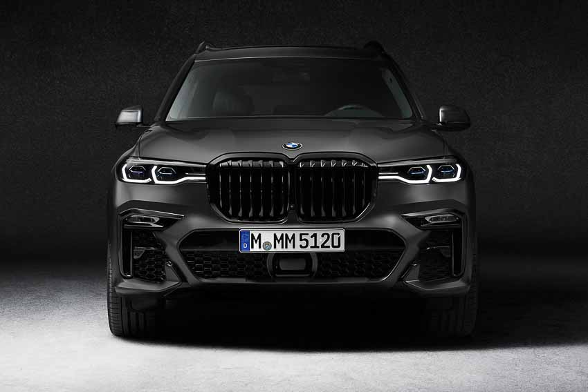 BMW X7 2021 cực ngầu với phiên bản bóng đêm, giá 120.000 USD - 6
