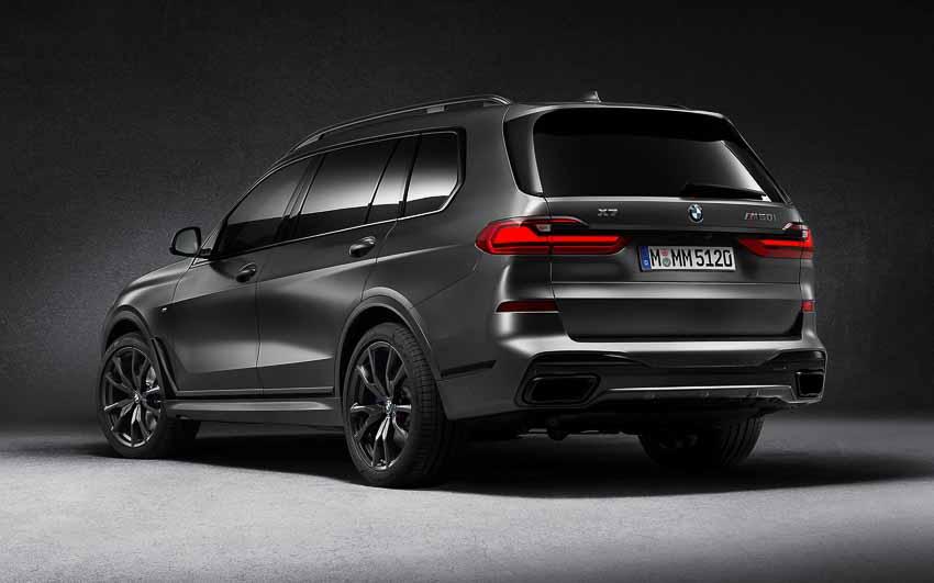 BMW X7 2021 cực ngầu với phiên bản bóng đêm, giá 120.000 USD - 7