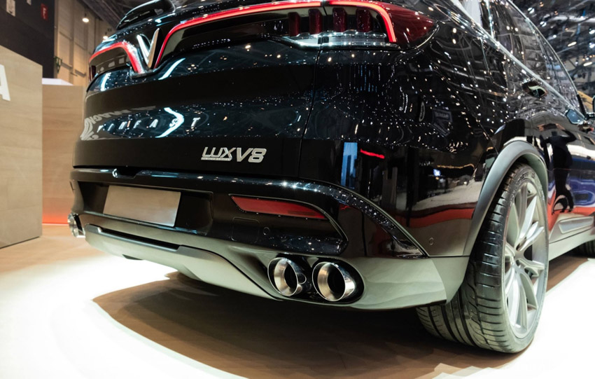 VinFast President sắp trình làng, khung gầm mới, động cơ V8 khủng, nội thất sang trọng hơn - 11