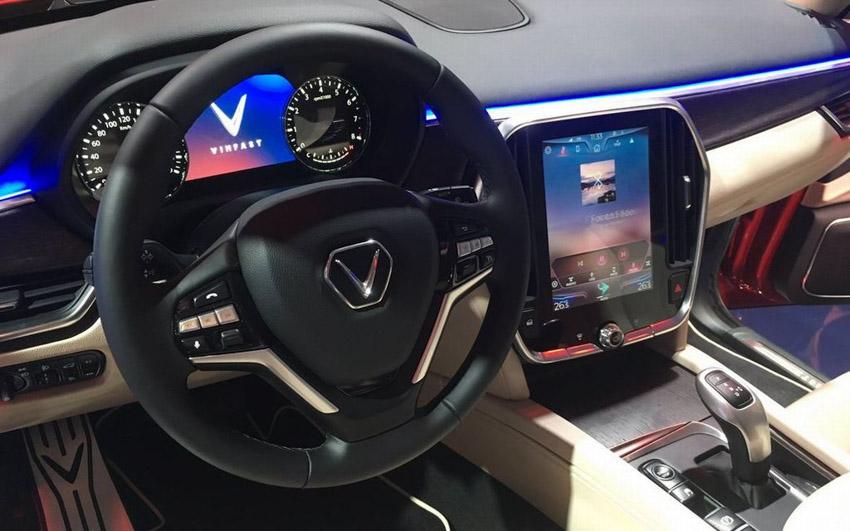 VinFast President sắp trình làng, khung gầm mới, động cơ V8 khủng, nội thất sang trọng hơn - 2