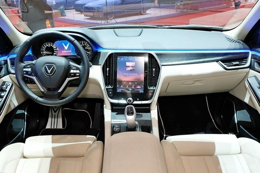 VinFast President sắp trình làng, khung gầm mới, động cơ V8 khủng, nội thất sang trọng hơn - 7
