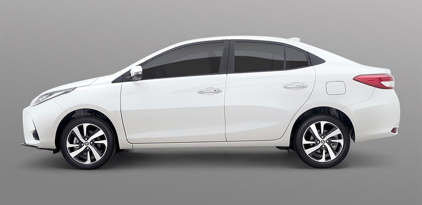 Toyota Vios giá 315 triệu đồng vừa ra mắt có gì đặc biệt?-10