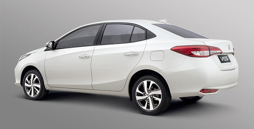Toyota Vios giá 315 triệu đồng vừa ra mắt có gì đặc biệt? - 2
