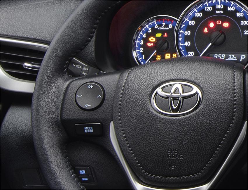 Toyota Vios giá 315 triệu đồng vừa ra mắt có gì đặc biệt? - 5