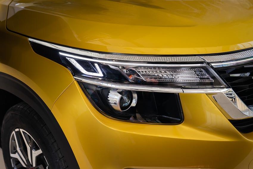 THACO giới thiệu SUV KIA Seltos, 4 phiên bản giá cao nhất 719 triệu đồng - 12