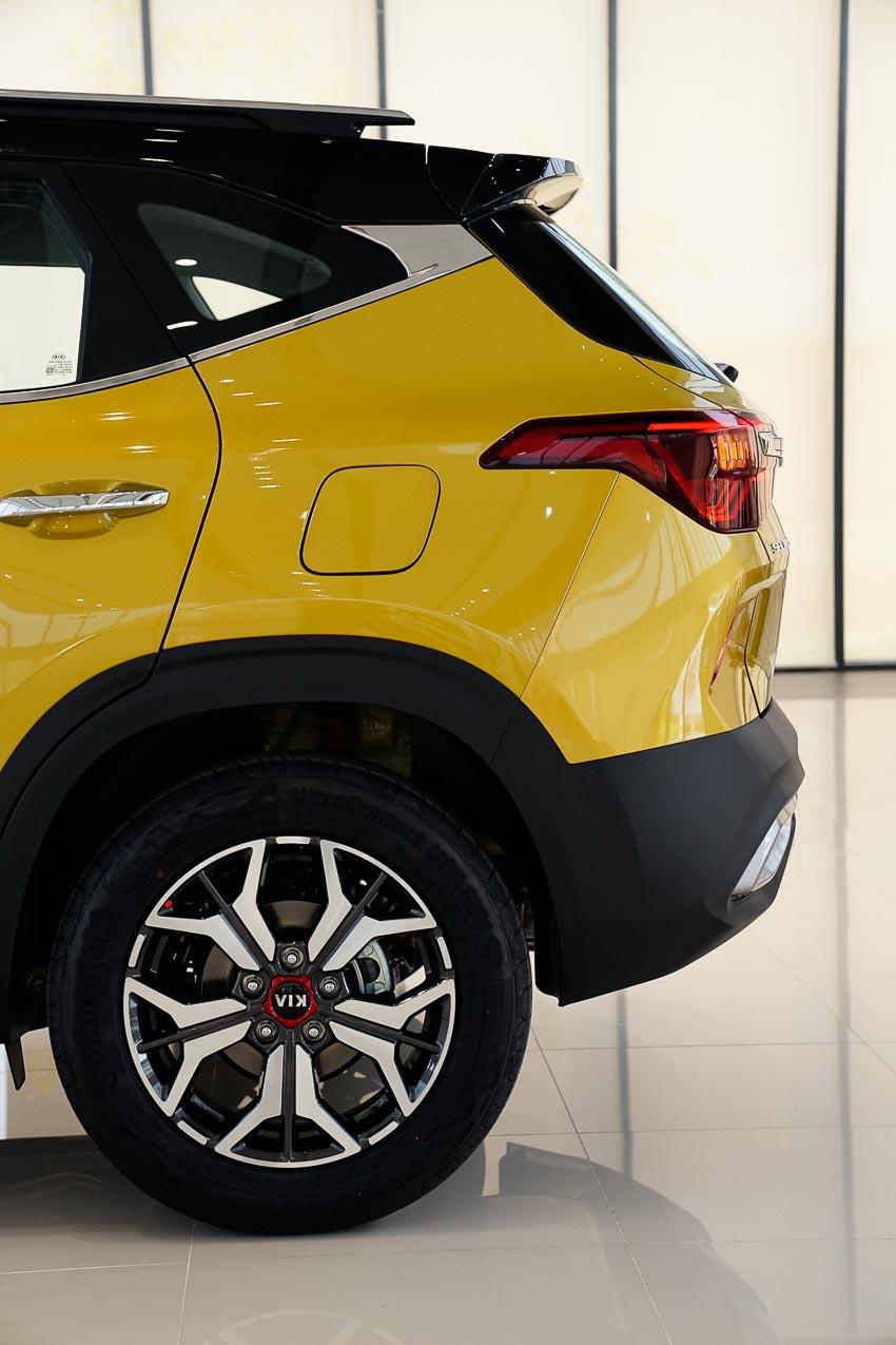THACO giới thiệu SUV KIA Seltos, 4 phiên bản giá cao nhất 719 triệu đồng - 16