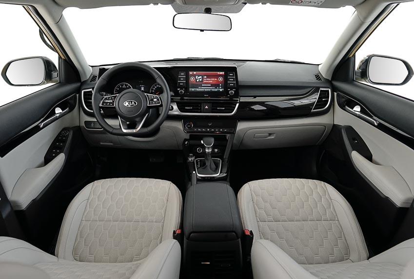 THACO giới thiệu SUV KIA Seltos, 4 phiên bản giá cao nhất 719 triệu đồng - 17