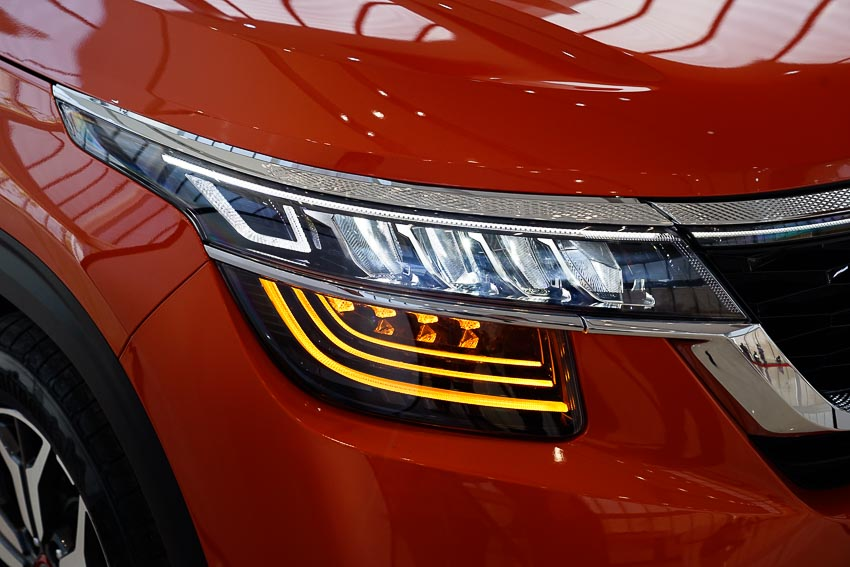 THACO giới thiệu SUV KIA Seltos, 4 phiên bản giá cao nhất 719 triệu đồng - 22
