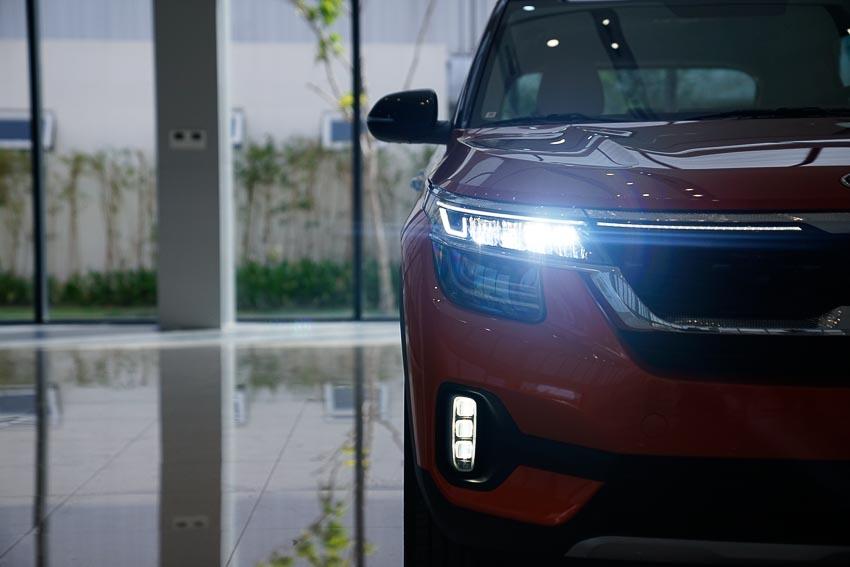 THACO giới thiệu SUV KIA Seltos, 4 phiên bản giá cao nhất 719 triệu đồng - 23