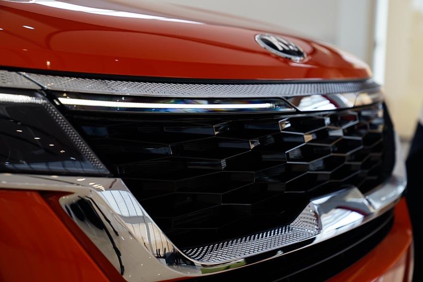 THACO giới thiệu SUV KIA Seltos, 4 phiên bản giá cao nhất 719 triệu đồng - 25