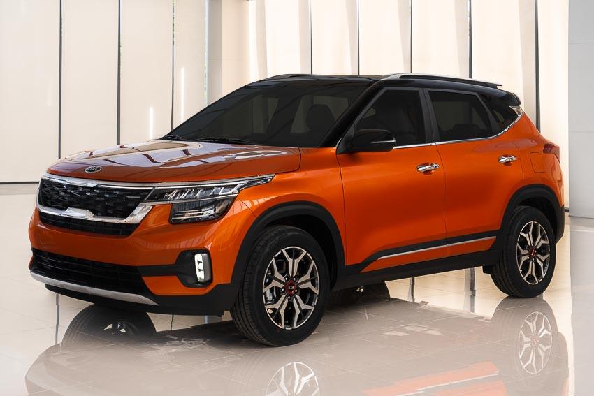 THACO giới thiệu SUV KIA Seltos, 4 phiên bản giá cao nhất 719 triệu đồng - 28