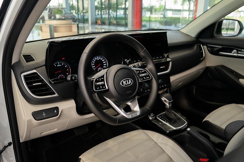 THACO giới thiệu SUV KIA Seltos, 4 phiên bản giá cao nhất 719 triệu đồng - 4